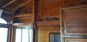 ניקוי מרפסת גג